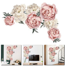 Flower Removable Bedroom Art Mural Vinyl Wall Sticker Decal DIY Home Decor PVC