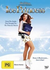 ICE PRINCESS (DVD, 2005, R4) - Used Good Condition -