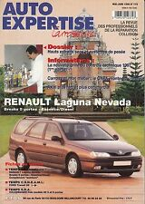 REVUE TECHNIQUE  L'AUTO EXPERTISE CARROSSERIE *RENAULT LAGUNA NEVADA*