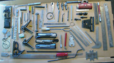 Machinist Tools, Tooling, Bits, Parts, Bottom Drawer, (Some Good Stuff)    LOT B