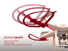 PhantomGuard 1 & 2, - Snap-on Propeller guard for DJI Phantom - By Bestem SYDNEY