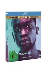 Moonlight [Blu-ray](NEU/OVP) 3 Oscar® 2017: Bester Film; Bester Nebendarsteller