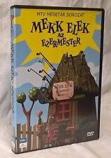 Mekk Elek az Ezermester / MTV Mesetar Sorozat / Region 2 PAL DVD / Hungarian