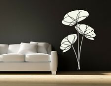 Poppy Flower - Highest Quality Wall Decal Sticker