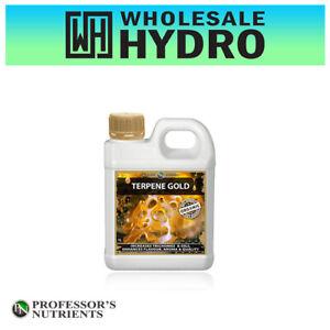 Professor's Organic Terpene Gold 1lt Maximise Resin Production Increase Aroma