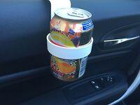 1 x KFZ Auto Dosenhalter Getränkehalter Flaschenhalter Universal Cupholder *NEU*