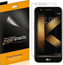 6X Supershieldz HD Clear Screen Protector Saver For LG K10 2017