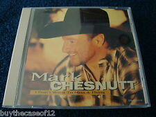 MARK CHESTNUTT - CD SINGLE - I DON'T WANT TO MISS A THING (1998)