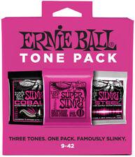 ERNIE BALL 3333 Electric Tone Pack Regular 009-042