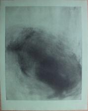 GARACHE Claude Gravure signée numérotée Aouchet etching