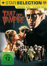 The Fearless Vampire Killers, Roman Polanski,  DVD Region 2 NEW PAL