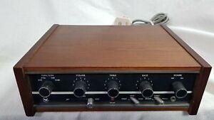 READ DESCRIPTION!! Eagle International TSA149 Vintage Stereo Amplifier Hifi Sepa