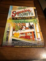 Steppenwolf's Superior Donuts Window Card Broadway Lobby Card 14x22""