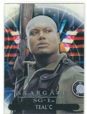 Stargate SG1 Season 7 SG-1 Team Chase Card S4
