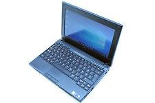 "Dell Laptop Netbook 10.1"" 160GB Intel Atom 1.66GHz 1GB Webcam Windows 10"
