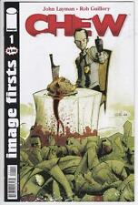 CHEW  #1  (2012)  IMAGE FIRSTS EDITION
