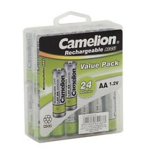 AA NiCd Solar Light Batteries 600mAh 24 pack / toys & electronics also /Camelion