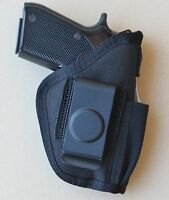 Inside Pants IWB Gun Holster with Mag Pouch for BERETTA BOBCAT MODEL 21