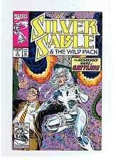 SILVER SABLE # 2  (PORT REDUIT/COMMANDE GROUPEE)