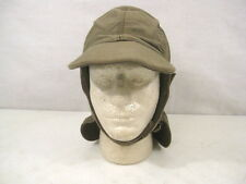 WWII Era US Navy USN Foul Weather Deck Cap or Hood - Size 7 1/2