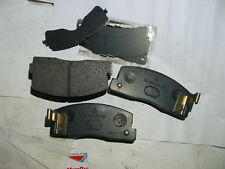 Brake pad set-front, Accord 82-83 OE original w/shims and grease