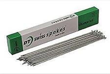 DT Swiss Champion silver spokes 14 g = 2 mm