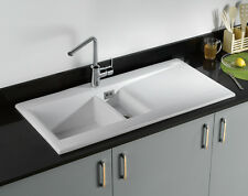 RAK DREAM SINK 1.5 +S/STEEL WASTES mrp £319 LorR HANDED, 45%OFF***BARGAIN***