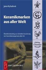 Fachbuch Keramikmarken aus aller Welt, Überblickskatalog über 2.000 Marken, OVP