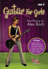 Guitar for Girls (DVD) - Start Playing with Alex Bach