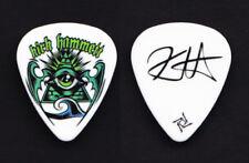 Metallica Kirk Hammett Great Seal Signature Guitar Pick 2010