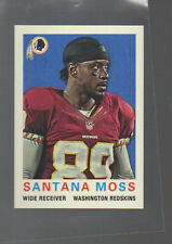 SANTANA MOSS  2013 TOPPS 1959 MINI CARD #24