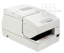 Epson TM-H6000III POS Thermal Printer, White, Autocut, MICR, Endorse, IBM/RS485
