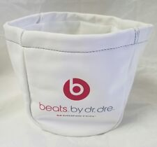 Beats by Dr. Dre Monster Wired Studio Solo Detox Pro Mixr Case Pouch (White)