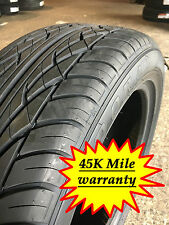 NEW 45k mile tires 225 45 17 Doral SDL-A performance sport Touring by Sumitomo