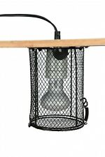 Protective Basket Cage for Reptile Terrarium Bulb Lamps with Screw by Trixie