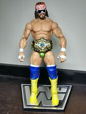 WWE elite Macho Man Randy Savage action figure