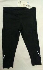 Pearl Izumi Women L Black Aurora Splice Knicker Select Series Cycling Tights NWT