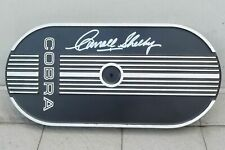 CARROLL SHELBY SIGNED AIR CLEANER - GENUINE SIGNATURE 100%