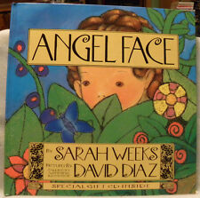 Angel Face Book and CD by Sarah Weeks/David Diaz, HC, 2002 1st Edition
