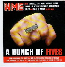 (FI468) A Bunch of Fives, CD-ROM - 2000 NME CD-ROM