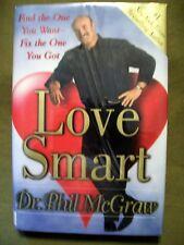 LOVE SMART DR. PHIL McGRAW 2005 HARDCOVER