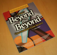 COLLECTION SALE 1990s Sony PSX Playstation BEYOND THE BEYOND RPG Game Secrets