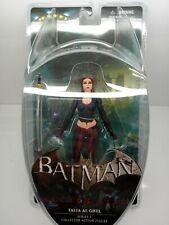 Batman Arkham City Talia Al Ghul Action Figure