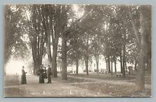 Terrasse du Seminaire OKA Quebec RPPC Catholic Seminary Antique Photo CPA 1910s