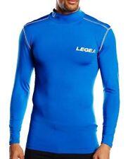 Legea Body 6 Dynamic Sport Allenamento Fitness Marcia con tessuto tecnico Logo Giallo XXS