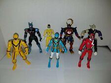 Power Rangers Action Figure Lot Space Mystic Force Evil Space Aliens