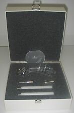 Swarovski Silver Crystal Comet Shooting Star CandleHolder Coa Exquisite Accents