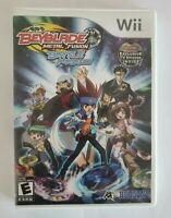 Beyblade: Metal Fusion - Battle Fortress (Nintendo Wii, 2010) - Tested Working