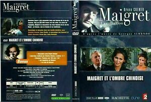 """"""" MAIGRET ET L'OMBRE CHINOISE """" DVD NEUF RARE - Bruno CREMER"""