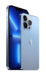 Apple iPhone 13 Pro - 256gb - Sierra Blue (Unlocked)